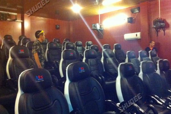 5D Cinema in Vietnam