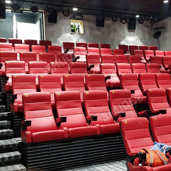 80 Seats 4D Cinema
