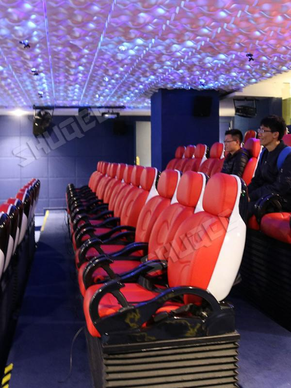 Guangzhou Zhengjia 5D Curved Screen Theater