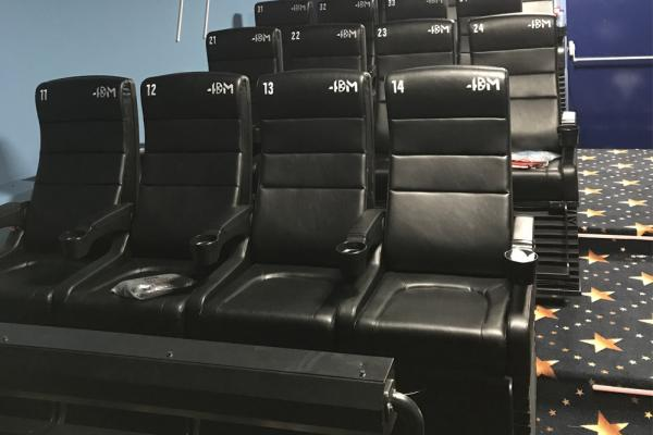 Netherlands 4DM Movie Theater