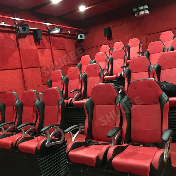 Third 5d Cinema in Indonesia